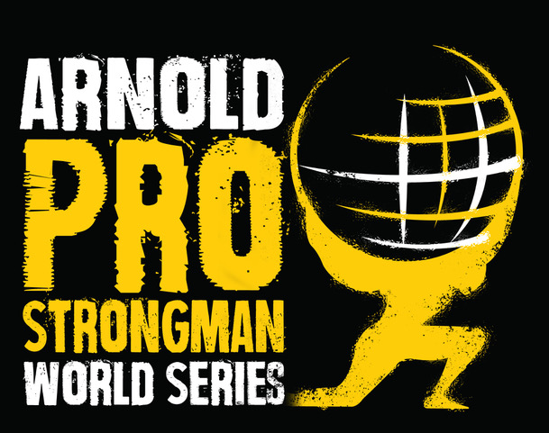 Arnold Pro Strongman World Series Logo